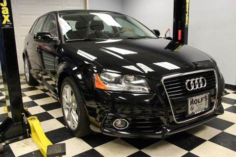 2012 Audi A3 for sale at Rolfs Auto Sales in Summit NJ