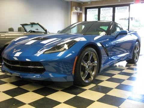 2014 Chevrolet Corvette for sale at Rolfs Auto Sales in Summit NJ