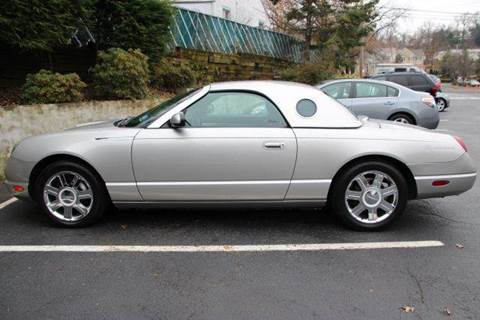 2005 Ford Thunderbird for sale at Rolfs Auto Sales in Summit NJ