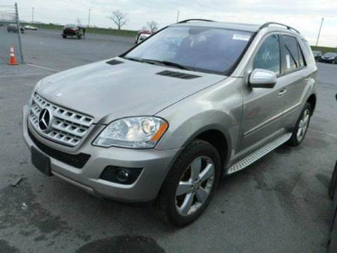 2010 Mercedes-Benz M-Class for sale at Rolfs Auto Sales in Summit NJ