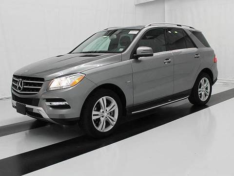 2012 Mercedes-Benz M-Class for sale at Rolfs Auto Sales in Summit NJ