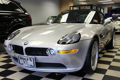 2003 BMW Z8 for sale at Rolfs Auto Sales in Summit NJ
