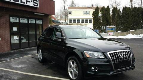2011 Audi Q5 for sale at Rolfs Auto Sales in Summit NJ