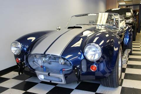1965 Ford Shelby Cobra Replica for sale at Rolfs Auto Sales in Summit NJ