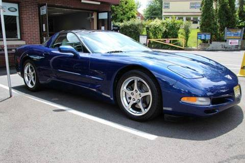 2004 Chevrolet Corvette for sale at Rolfs Auto Sales in Summit NJ