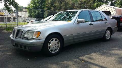 1996 Mercedes-Benz S-Class for sale at Rolfs Auto Sales in Summit NJ