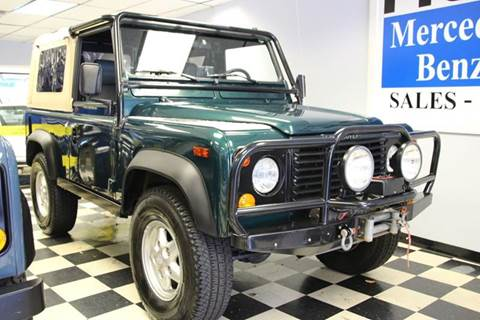 1997 Land Rover Defender for sale at Rolfs Auto Sales in Summit NJ