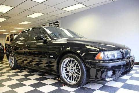 2001 BMW M5 for sale at Rolfs Auto Sales in Summit NJ