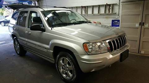 2004 Jeep Grand Cherokee for sale at Rolfs Auto Sales in Summit NJ