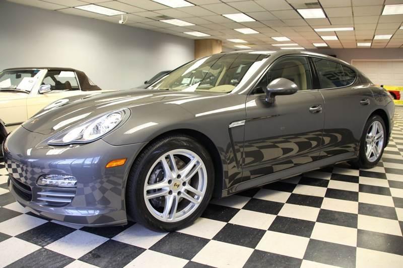2013 Porsche Panamera for sale at Rolfs Auto Sales in Summit NJ