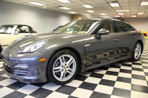 2013 Porsche Panamera for sale at Rolfs Auto Sales in Summit NJ