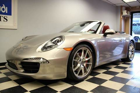 2012 Porsche 911 for sale at Rolfs Auto Sales in Summit NJ
