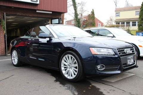 2010 Audi A5 for sale at Rolfs Auto Sales in Summit NJ