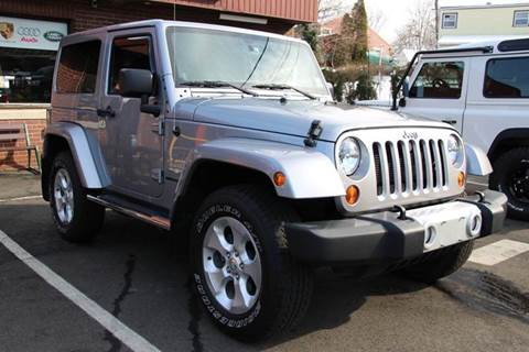 2013 Jeep Wrangler for sale at Rolfs Auto Sales in Summit NJ