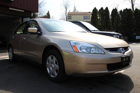 2005 Honda Accord for sale at Rolfs Auto Sales in Summit NJ