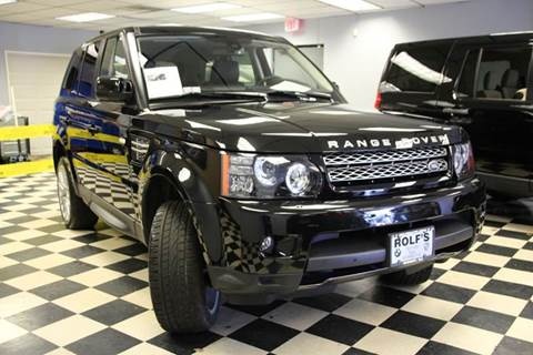 2013 Land Rover Range Rover Sport for sale at Rolfs Auto Sales in Summit NJ