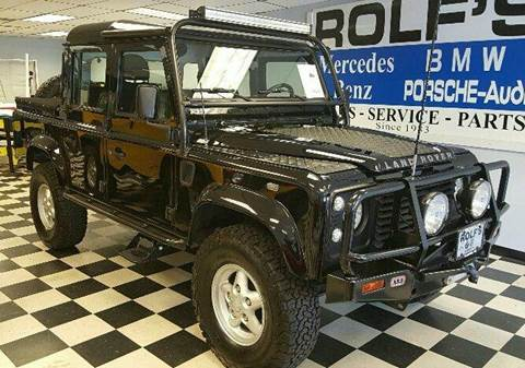 1983 Land Rover Defender for sale at Rolfs Auto Sales in Summit NJ
