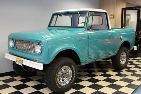 1964 International Scout for sale at Rolfs Auto Sales in Summit NJ