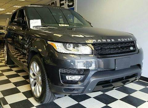 2014 Land Rover Range Rover Sport for sale at Rolfs Auto Sales in Summit NJ