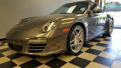 2009 Porsche 911 for sale at Rolfs Auto Sales in Summit NJ