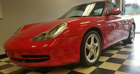 1999 Porsche 911 for sale at Rolfs Auto Sales in Summit NJ