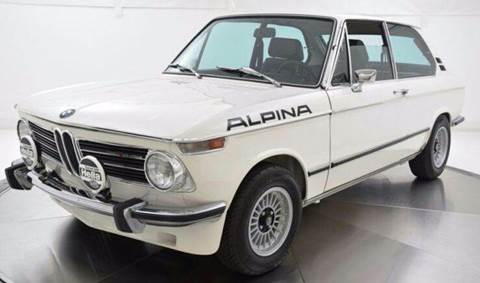 1973 BMW 2002 Touring for sale at Rolfs Auto Sales in Summit NJ