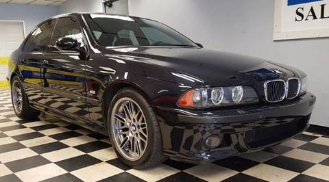 2003 BMW M5 for sale at Rolfs Auto Sales in Summit NJ
