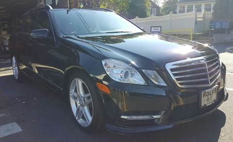 2013 Mercedes-Benz E-Class for sale at Rolfs Auto Sales in Summit NJ