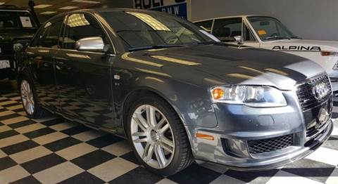 2007 Audi S4 for sale at Rolfs Auto Sales in Summit NJ