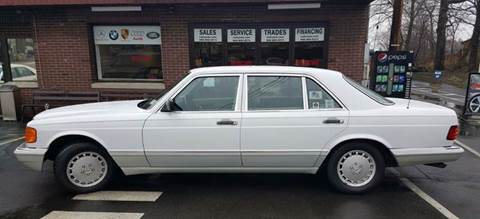 1991 Mercedes-Benz 420-Class for sale at Rolfs Auto Sales in Summit NJ