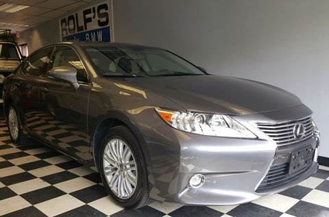 2014 Lexus ES 350 for sale at Rolfs Auto Sales in Summit NJ