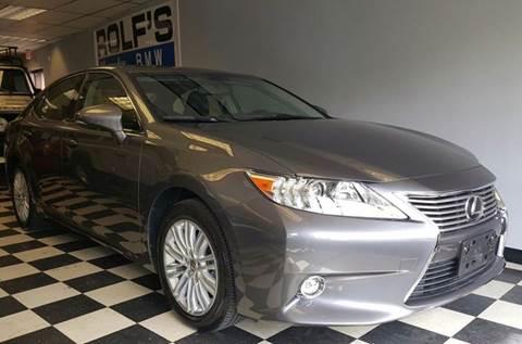 2014 Lexus ES 350 for sale at Rolfs Auto Sales in Summit NJ