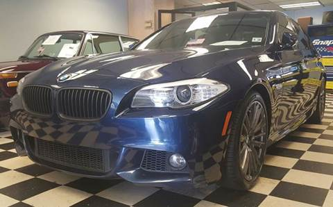 2011 BMW 5 Series for sale at Rolfs Auto Sales in Summit NJ
