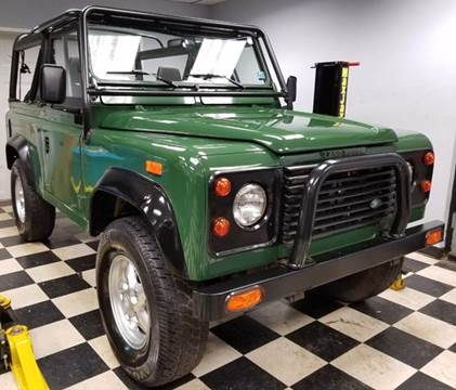1994 Land Rover Defender for sale at Rolfs Auto Sales in Summit NJ