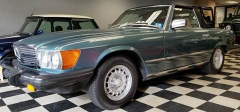 1982 Mercedes-Benz 380-Class for sale at Rolfs Auto Sales in Summit NJ