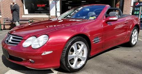 2004 Mercedes-Benz SL-Class for sale at Rolfs Auto Sales in Summit NJ