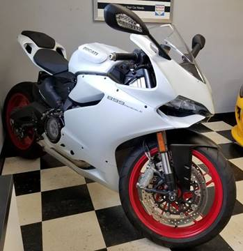 2015 Ducati 899 Panigale for sale at Rolfs Auto Sales in Summit NJ