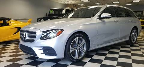 2017 Mercedes-Benz E-Class for sale at Rolfs Auto Sales in Summit NJ