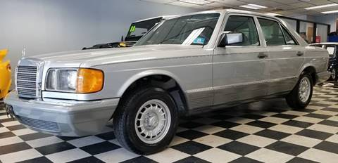1984 Mercedes-Benz 300-Class for sale at Rolfs Auto Sales in Summit NJ