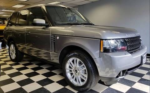 2012 Land Rover Range Rover for sale at Rolfs Auto Sales in Summit NJ