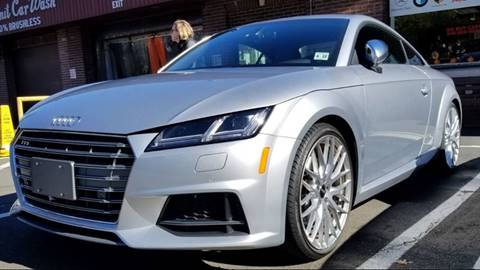 2017 Audi TTS for sale at Rolfs Auto Sales in Summit NJ