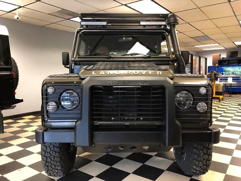 1993 Land Rover Defender for sale at Rolfs Auto Sales in Summit NJ