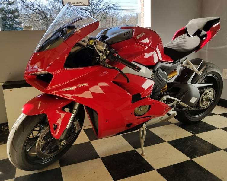 2018 Ducati Panigale