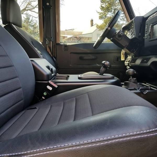 1997 Land Rover Defender D130 Crew Cab Pickup In Summit NJ