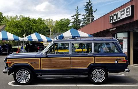 1987 Jeep Grand Wagoneer for sale in Summit, NJ