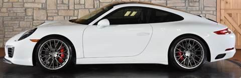 2017 Porsche 911 for sale at Rolfs Auto Sales in Summit NJ