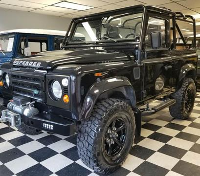 1991 Land Rover Defender for sale at Rolfs Auto Sales in Summit NJ