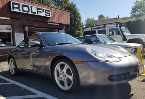 2001 Porsche 911 for sale in Summit, NJ