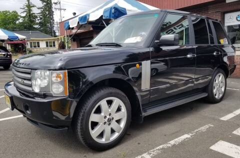 2004 Land Rover Range Rover for sale at Rolfs Auto Sales in Summit NJ