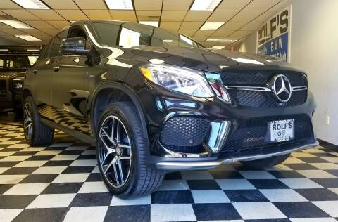 2016 Mercedes-Benz GLE for sale at Rolfs Auto Sales in Summit NJ